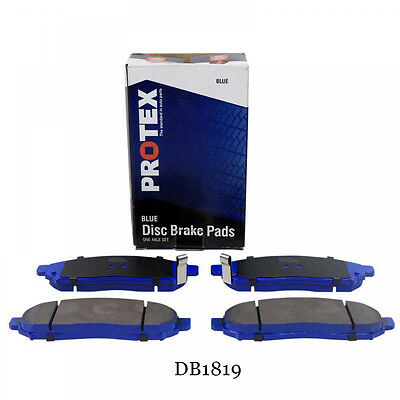 Front Brake Pads to fit Nissan Tiida Micra Express Post