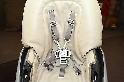 For Graco Blossom 4 in1 Seating System Replacement Harness / Sealtbelt / Buckle