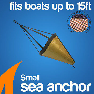 Sea Anchor Drogue Fits Boats Up To 15ft ---S