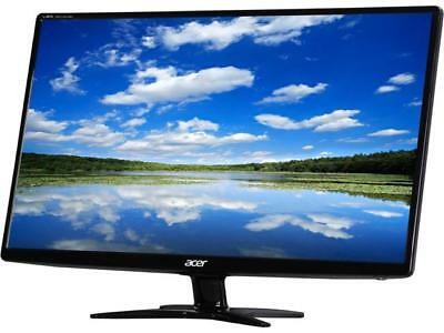 "Acer G276HL Gbmid Black 27"" 6ms HDMI Widescreen LED Backlight LCD Monitor"