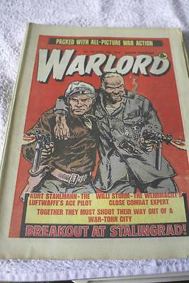 Warlord No. 186 April 15th 1978