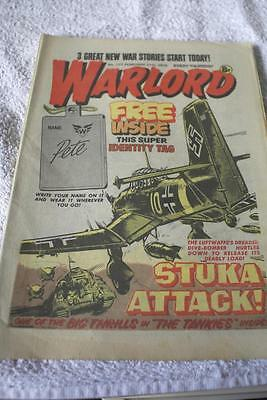 Warlord No. 177 February 11th 1978