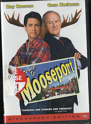 Welcome to Mooseport (DVD, 2004, Widescreen)  BRAND NEW, FACTORY SEALED