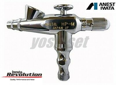 ANEST IWATA Airbrush Revolution Mini HP-M Single Action 0.3mm 1.0ml Japan