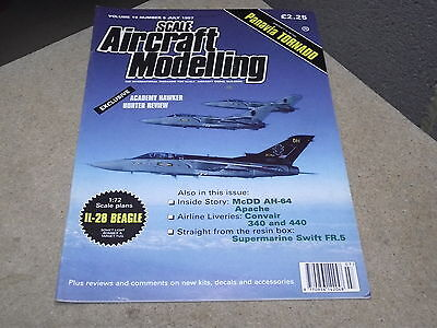 Scale Aircraft Modelling 1997 Jul - Panavia Tornado