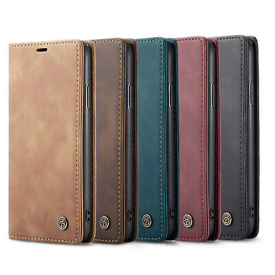 For Apple IPhone 6 6S - Wallet Leather Case Flip Cover  + Screen Protector