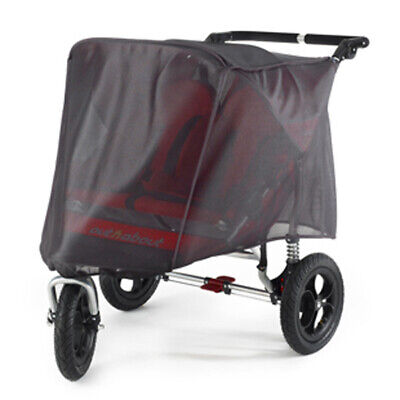 Out n About Nipper 360 Double V3 Buggy/Pram/Pushchair/Stroller UV Cover