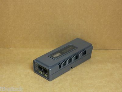Cisco Aironet PoE Power Injector AIR-PWRINJ3 For Aironet, Switches And Phones
