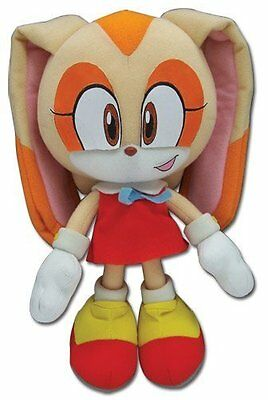 *NEW* Sonic The Hedgehog: Cream the Rabbit Plush by GE Animation