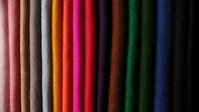 Felt- Fabric/Sold per metre/Wide-150cm/100% Polyester,2-3mm