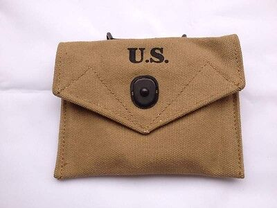 WWII US Army First Aid Pouch 1942 - US050