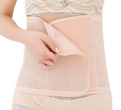 Deluxe Breathable Maternity Post Natal Slimming Belt Postpartum re-shaping UK!