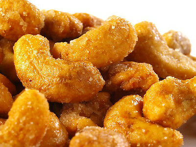 Honey Roasted Cashews - 1KG