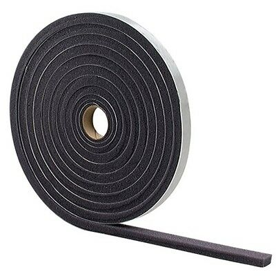Md building products inc 02311 4 Pack 1//2x3//4x10 Gy Foam Tape