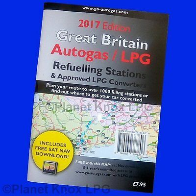 LPG Autogas refueling Station Map 2017,Refilling locations,garage forecourt LPG