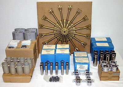 Iec Rotor Package, Shields, Trunnions, Carriers, Cups And Rotor, Model 250