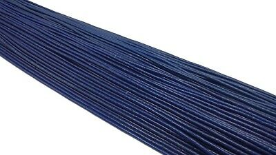 Synthetic Lapis Lazuli Heishi Beads (2 - 3mm / 24 Inches Strand)