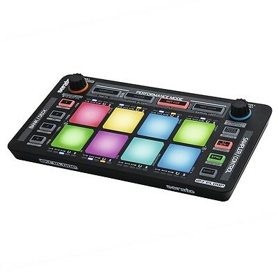 Reloop Neon 4 Channel Plug and Play Performance USB Pad Controller for Serato DJ
