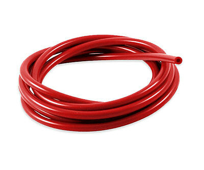 Red Silicone Vacuum Vac Hoses - Pipe Tube Diameters 3mm  10mm Multiple Lengths