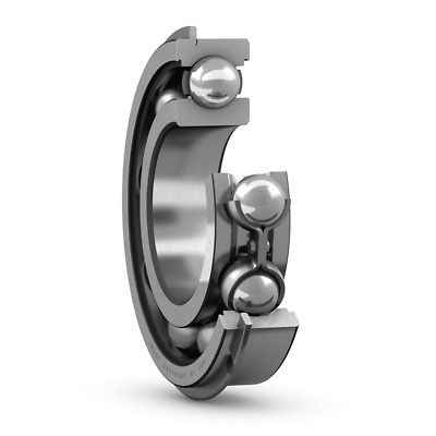 6307-NR 35x80x21mm Open Type Snap Ring SKF Radial Deep Groove Ball Bearing