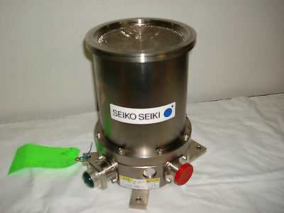 Seiko Seiki H200C - Turbomolecular Turbo Vacuum Pump Unit - Oil free Multi Axis