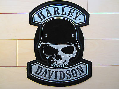 "Harley Davidson Small ""SPIKE"" Emblem Patch"