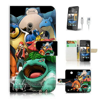 Wallet Case Cover P1917 Pokemon