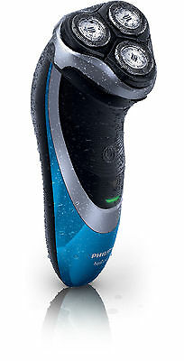 Philips AquaTouch Norelco AT890 Cordless Wet Dry Electric Shaver Pop Up Trimmer