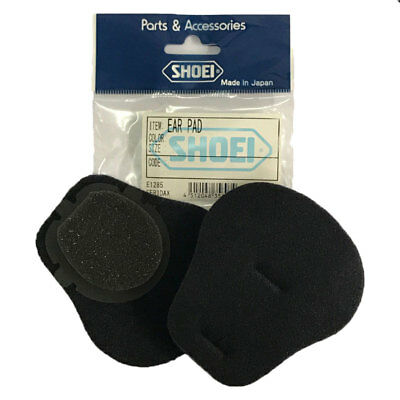 Shoei replacement ear pads  Neotec / GT Air - Genuine Shoei spare part (0495197)