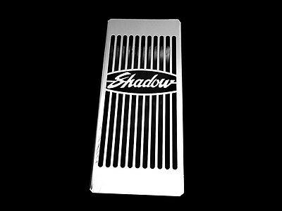 Honda Shadow Vt 750 C2 1998-2003 Rc44 Stainless Steel Radiator Grill Guard Cover