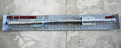 Axle for Trolley Billycart with Brackets PICK UP AVAILABLE