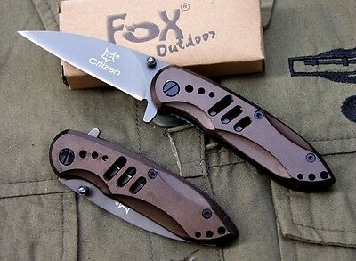 Pocket X09 micro Knife Survival hunting folding knives pocketable camping tool