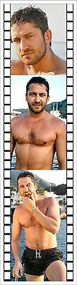 Gerard Butler Bookmarks 300 Bounty Hunter Olympus Has Fallen & More