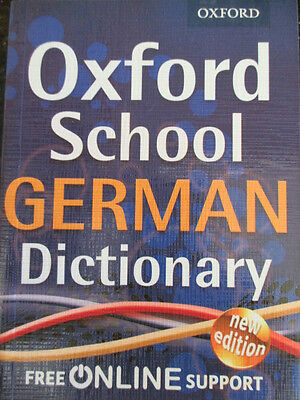 26 x  Brand New Oxford School German Dictionary Paperback 2012 edition