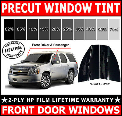 ALPINE PRECUT SUN STRIP WINDOW TINTING TINT FILM FOR CHEVY EQUINOX 05-09