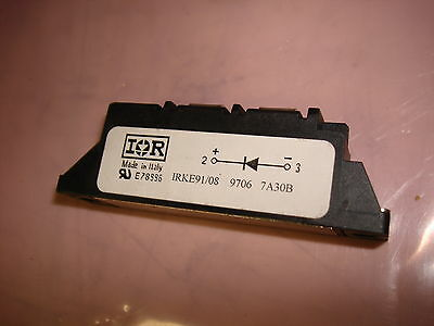 IRKE91/08 International Rectifier IOR E78996 Silicon Rectifier Diode - 90A 800V