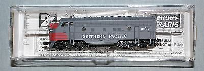 Micro-Trains 980-01-170 - EMD F7A Z-Scale Locomotive - Southern Pacific