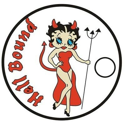 Pair of Betty Boop Pathtags Geocoin Alternative