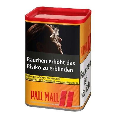 Pall Mall Allround Red XL 65 Gramm Zigarettentabak / Tabak