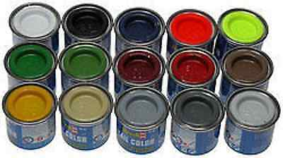 MODEL KIT PAINT 5 X REVELL 14ml ENAMEL PAINTS CHOOSE ANY 5 COLOURS COLORS