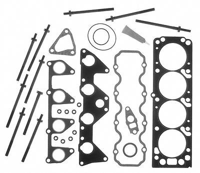 Engine Cylinder Head Gasket Set with Head Bolts 87-90 Pontiac Buick 2.0