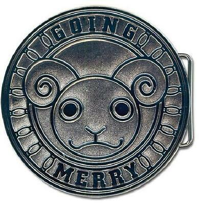 *NEW* One Piece Going Merry Belt Buckle