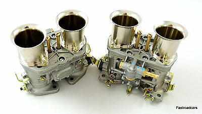 Weber Genuine 44 Idf Pair Carbs/carburettors 1899006100 Bargain Price! Vw/ford