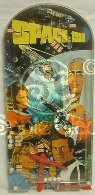 Space 1999 : Pinball Game Made By Marx In The Usa