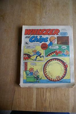 Whiizzer And Chips Comic January 15, 1983