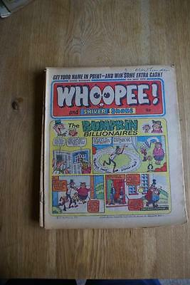 Whiizzer And Chips Comic January 22, 1983