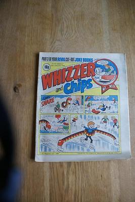 Whiizzer And Chips Comic January 29, 1983