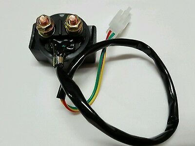 Chinese Scooter Solenoid Starter Motor Relay 50cc 125cc