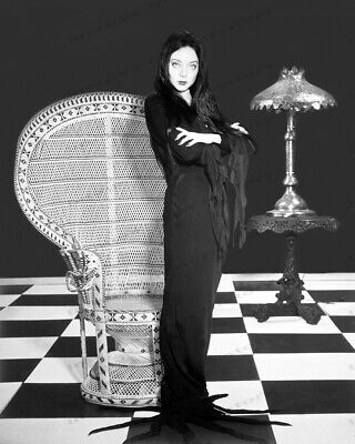 8x10 Print Carolyn Jones Addams Family 1964 #3126