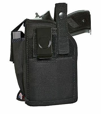Springfield Xd-9; Xd-40; Xd-45 With Laser Holster ***100% Made In U.s.a.***